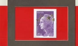 MARIANNE  DE  L ' EUROPE  --  Y & T  4662 L  --  20  G.  MONDE  --  FRANCE  --  BEAUJARD  --  NEUF........