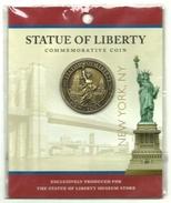 Stati Uniti - Medaglia Della Statua Della Libertà, - Stati Uniti