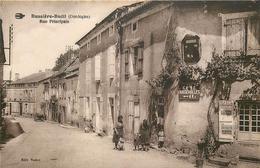 BUSSIERE-BADIL- Rue Principale - Autres Communes