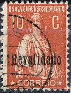 Stamp Portugal   Ceres Used Lot#106 - 1910-... Republik