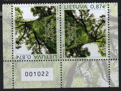 Lithuania. Lituania. Litauen. 2016. Kaunas Oak. MNH**