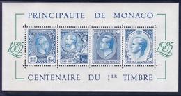 Monaco - Bloc N°33 -  Neuf ** - SUP - Blocs