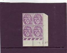 N° 233 - 10c Type BLANC - B De B+D - 1° Tirage/1° Partie Du 30.1.31 Au 6.3.31 - 9.02.1931 -
