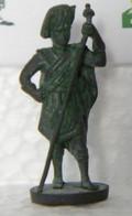 MONDOSORPRESA, KINDER FERRERO (SD2) SOLDATINI DI METALLO, SCOZZESE 1850 1908, F34 - Figurine In Metallo