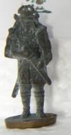 MONDOSORPRESA, KINDER FERRERO (SD4) SAMURAI - G41 - 35mm - Figurine In Metallo