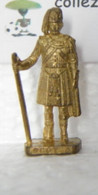MONDOSORPRESA, KINDER FERRERO (SD5) SCOZZESE N° 4 SCAME, K93 N°134, DORATO - Figurine In Metallo