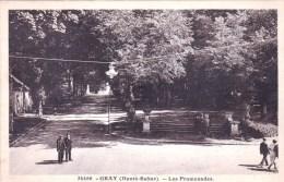 70 - Haute Saone -  GRAY  -  Les Promenades - Gray