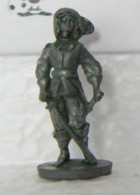 MONDOSORPRESA, KINDER FERRERO (SD6) MOSCHETTIERI 1660, E29 - Figurine In Metallo