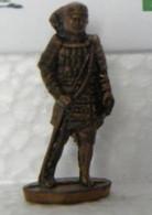 MONDOSORPRESA, KINDER FERRERO (SD7) SAMURAI 1150/1600 G42 - 35mm - Figurine In Metallo