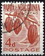 Papua New Guinea 1958 - Cocoa Feces ( Mi 8 - YT 21 )
