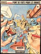 Jules BOUCQ - Point De Fuite Pour Les Braves - Éditions Casterman / Studio - à Suivre  - ( E.O. 1986 ) . - Wolinski