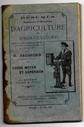 RESUMES D'AGRICULTURE Et D'HORTICULTURE 1903 - Nature