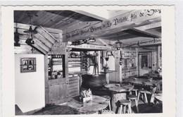 Crésuz, Le Vieux Chalet, Construit En 1959,par Hermann Schuwey De La Villette - FR Fribourg