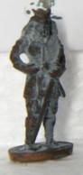 MONDOSORPRESA, KINDER FERRERO (SD10) SAMURAI 1150-1600 SHOGUN 35mm, G41 - Figurine In Metallo