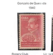 Cuba 1940 Gonzalo Scott.361+ Nuovi See Scan - Kuba