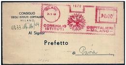 Italia/Italy/Italie: Ema, Meter, Istituti Spitalieri, The Hospitals, Les Hôpitaux, Colomba, Colombe, Dove