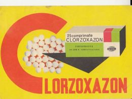 CPA ADVERTISING, CLORZOXAZON MEDICINE - Pubblicitari