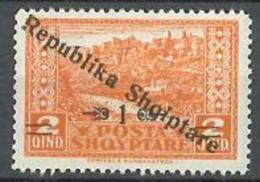 Albanien - MICHEL-Nr. 118 Postfrisch / **  [EU6-al13]