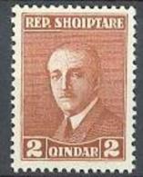 Albanien - MICHEL-Nr. 134A Postfrisch / **  [EU6-al18]