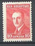 Albanien - MICHEL-Nr. 136A Postfrisch / **  [EU6-al20]