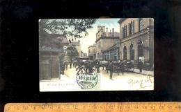 MULHOUSE MULHAUSEN : Bahnhof  La Gare  1905 - Mulhouse
