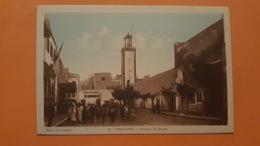 Maroc - Mogador - Avenue Du Chayla - Altri
