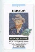 Van Gogh Museum Amsterdam - Toegangskaarten