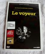 Dvd Zone 2  Le Voyeur (1960) Canal+ Série Noire Peeping Tom Vf+Vostfr - Horror