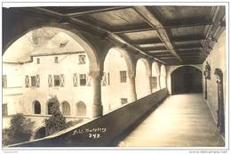 Autriche - Tyrol - Schwaz Schloss Tratzberg, Echte Photo Karte Von G. Angerer 1910, - Schwaz