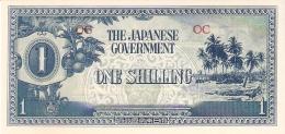 OCEANIE   1 Shilling   ND (1942)   P. 2a   UNC - Papeete (Polynésie Française 1914-1985)