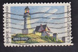 USA. Phare Two Light 894