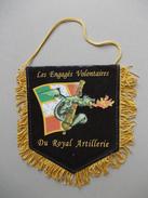 - FANION: Les Engagés Volontaires Du Royal Artillerie - - Flags