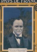 Le Pays De France N° 148 Du 16 Août 1917 Winston Churchill - Livres, BD, Revues
