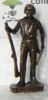 MONDOSORPRESA, KINDER FERRERO (SD29) CAP JACK K94 N°112 SCAME, 40mm, BRUNITO - Figurine In Metallo