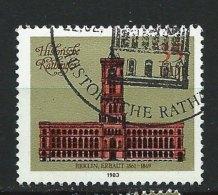 DDR-RDA - N°  2423  -  Hôtels De Villes Touristiques  - O