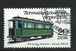 DDR-RDA - N°  2436 - Chemin De Fer à Voie étroite - O