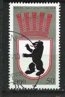 DDR-RDA - N°  2460  - Armoiries De Berlin Oriental - O