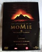 Dvd Zone 2 Les Légendes De La Momie 5 DVD The Mummy + The Mummy Returns + The Scorpion King  Vf+Vostfr - Sciences-Fictions Et Fantaisie