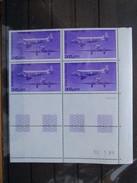 France. Coin Daté 10/01/1986. YT. PA 59 **. Trimoteur Wibault 283. Impression Normale.