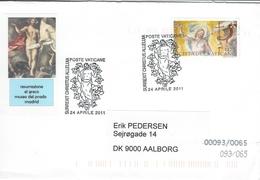 Vatican - Sent To Denmark 2011.   # 289 # - Vatican