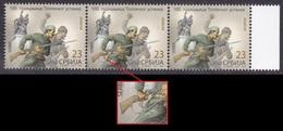 Serbia 2017 100th Anniversary Of Toplica Uprising, History, First World War, WW1, Rifle, Engraver, MNH A