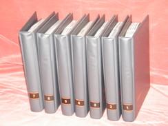 Collection De 1178 Télécartes Dans 7 Classeurs - Télécartes
