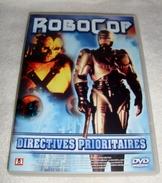 Dvd Zone 2  Robocop Directives Prioritaires Vol. 1 Robocop: Prime Directives (2000) Vf+Vostfr - Sciences-Fictions Et Fantaisie