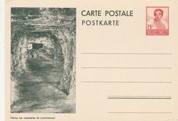 Luxembourg Entier Postal Illustré