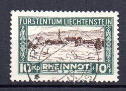 Sello Nº 79  Liechtenstein.