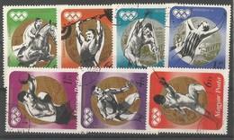 Jeux Olympiques Munich 1972 - équitation - Haltérophilie - Natation - Boxe - Lutte - Escrime - Paddle - Estate 1972: Monaco
