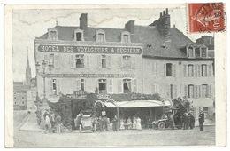 35 Vitré -  Hotel Des Voyageurs A Leguerne - Vitre