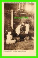MISSIONS - LES FRANCISCAINES MISSIONNAIRES DE MARIE MISSION, AMBOHIDRATRIMO - LES PETITES MALGACHES AU TRAVAIL - - Missions