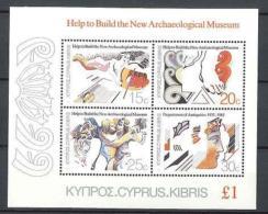 Zypern - Block 13 Postfrisch / ** / Mnh  [EU4-CY12]