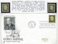 USA GENERAL GEORGE MARSHALL